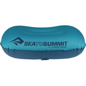 Sea to Summit Aeros Ultralight Kussen Regular, aqua